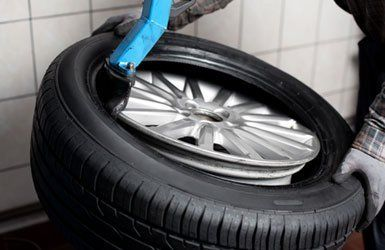 Affordable tyre replacement in Bristol