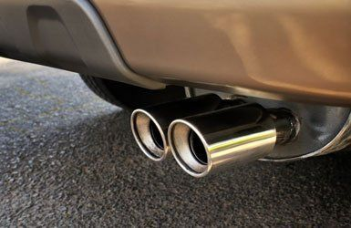 Exhaust repairs and maintenance