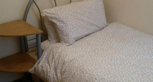 Non-allergenic bedding