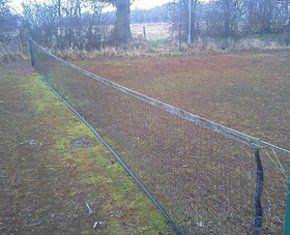 Tennis Court Builders Cheshire Shropshire Ace Court
