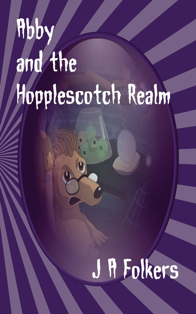 Abby and the Hopplescotch Realm cover page