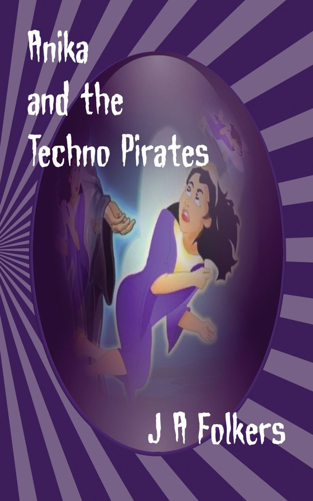 Anika and the Techno Pirates cover page