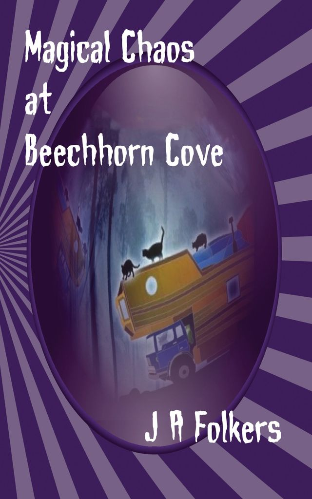 Magical Chaos at Beechhorn Cove cover page