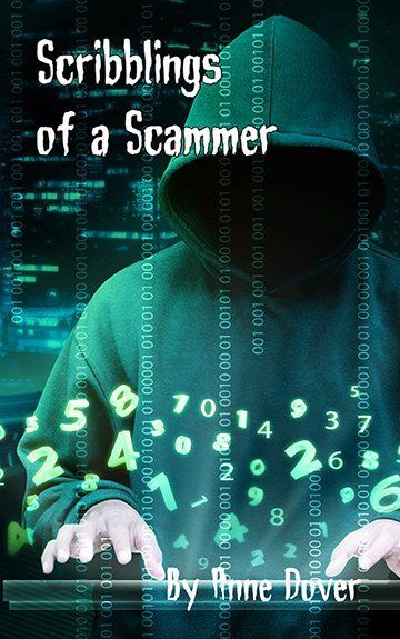 Scribblings of a scammer cover page