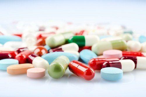 delle pillole di vari colori