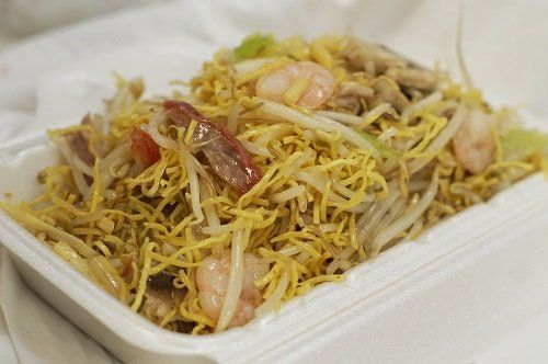 House Special Chow Mein bamboohouse.ca...