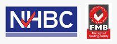 NHBC, FMB Logos