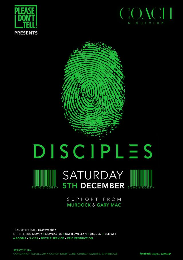 Disciples event