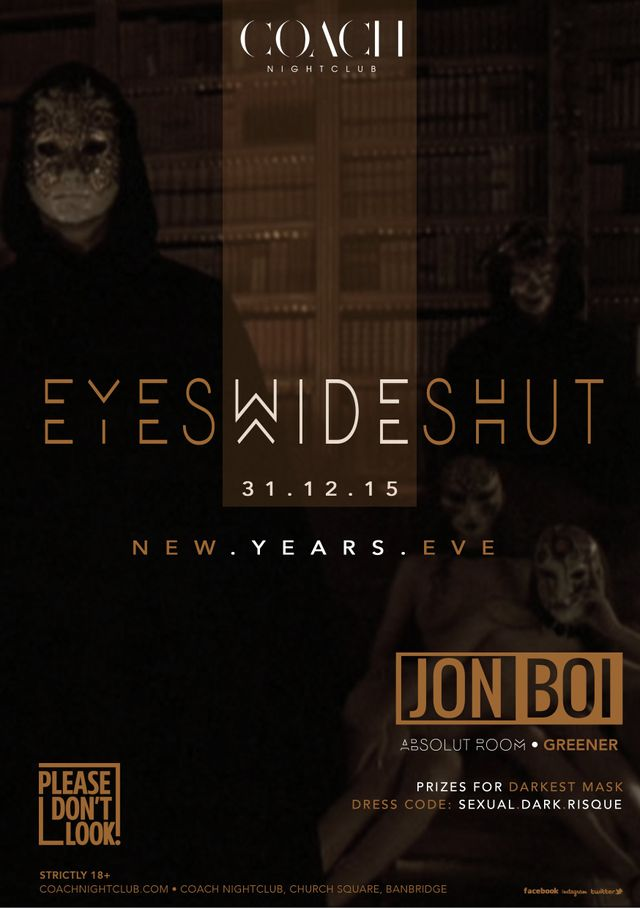 Eyes wide shut new years eve