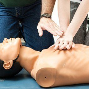 Our first aid courses