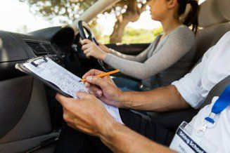 Student Driving With Instructor — 5 Hour Pre-licensing Course in Mamaroneck, NY