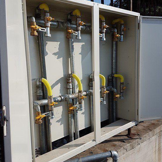 Impianti metano e GPL a Prioro Gargallo