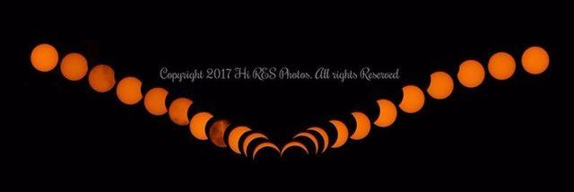 Partial Solar Eclipse 8-21-17