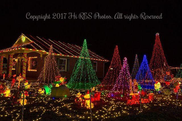 Deltaville lights 9871