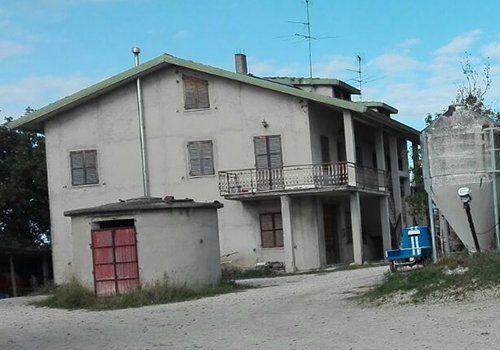 Vista della Azienda Agricola Spallacci Marco
