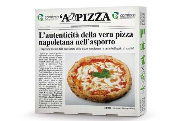 Contenitore termico per pizze