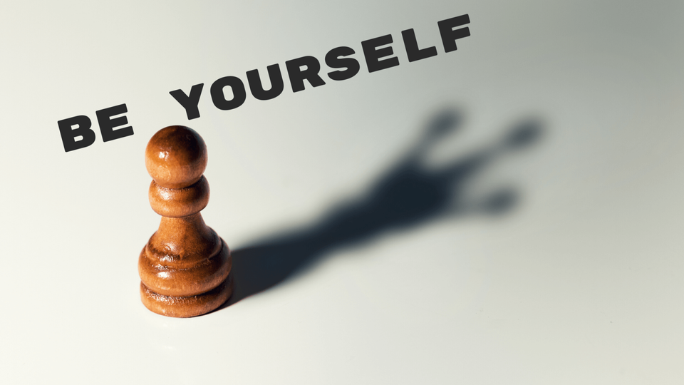 Be Yourself - Digital Marketing
