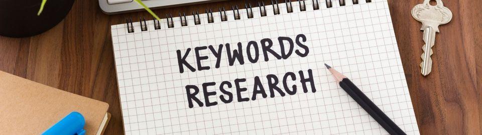 Keyword Research - Local SEO