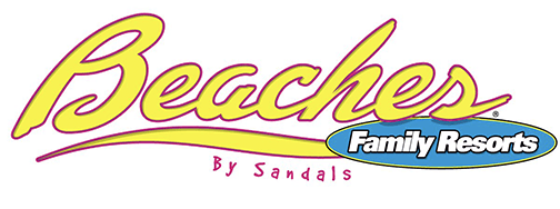 Beaches are the resort options offered by Sandals.