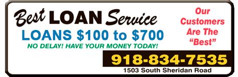 Car Title Loans Tulsa Ok >> Best Loans | Tulsa Signature Loans | 1503 S. Sheridan Road | 918-834-7535