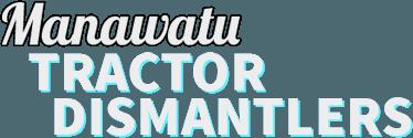 Manawatu Tractor Dismantler logo