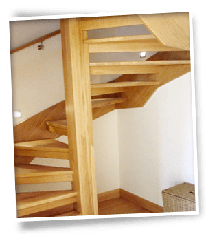 Experienced joiners - Devon - Holland Joinery - Staircases
