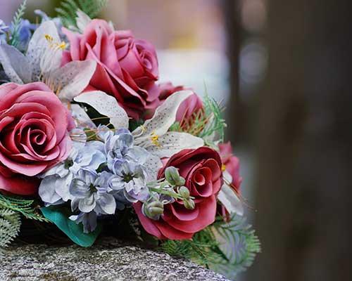 Mazzo di fiori