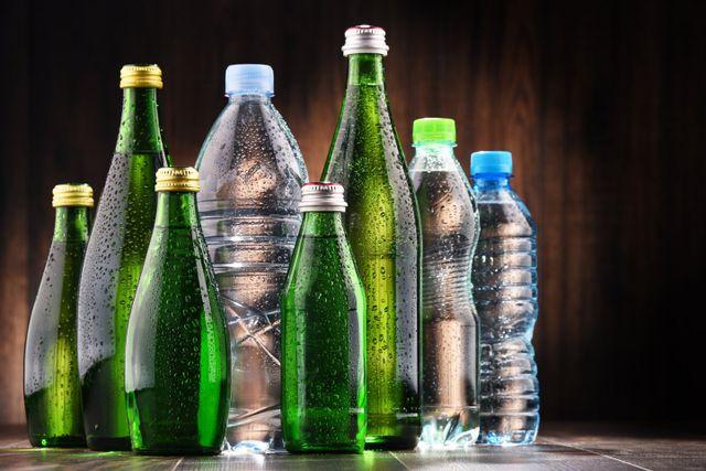 Bibite in bottiglia