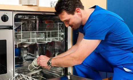 dish washer repair