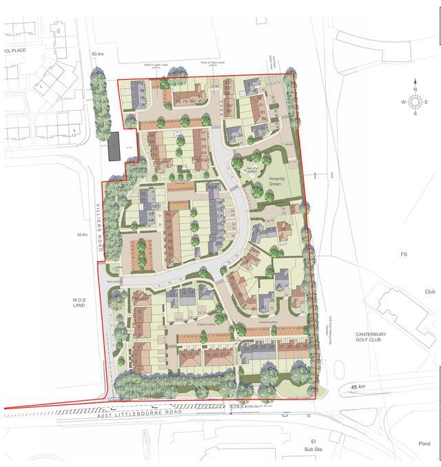 housing land development