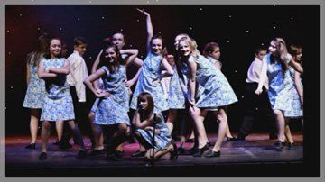 Dance class - Debenham, Suffolk - Polka-Dot Performing Arts - Dancing