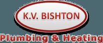 K.V. Bishton Plumbing & Heating Logo