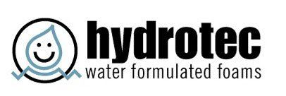 logo Hydrotec water formulated foams