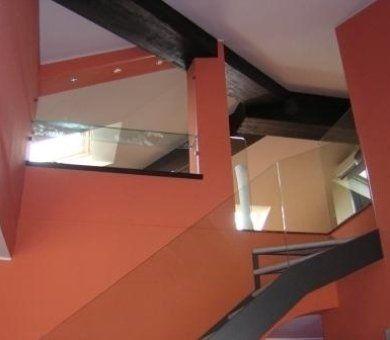 parapetti e scale