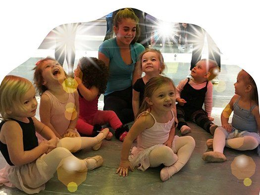 Two Year Old Dancers