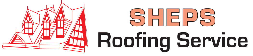 sheps roofing service logo