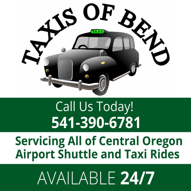 Taxi | Bend, OR | Taxis of Bend