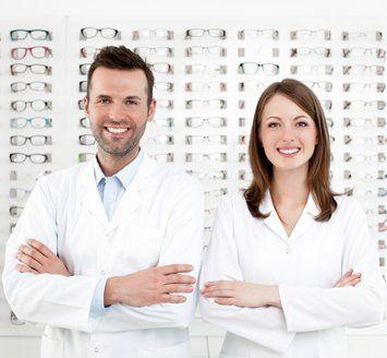 The expert optometrists