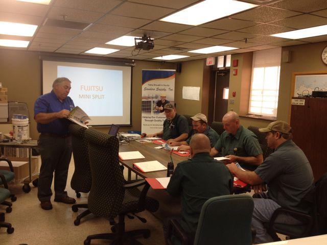 Sander Supply Events & Training Hot Springs Arkansas