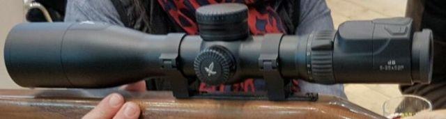 Swarovski ds 5-25x52