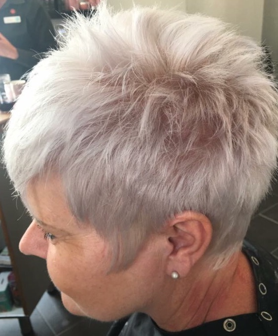 Ladies Hair Styling Lvb Hair Design