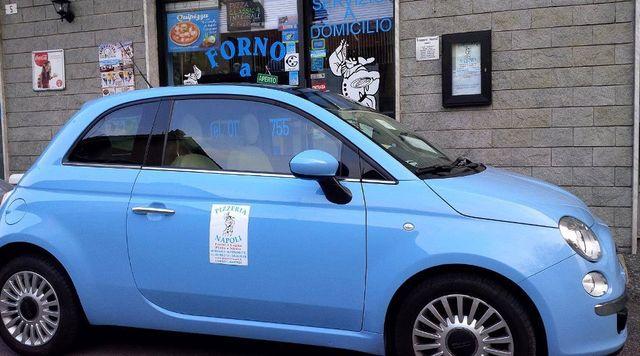 Pizzeria Napoli ad Alpignano consegna a domicilio