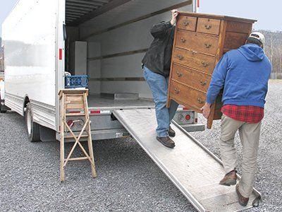 Trasporto di mobili a Roma