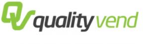 Quality vend logo