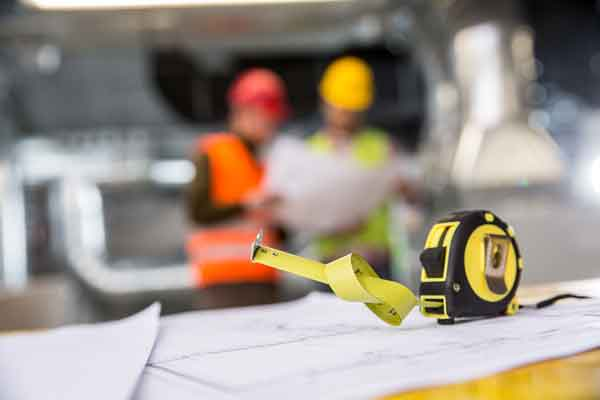 Development and construction problems,