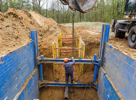 Trench Shoring Consultants for NYC, Long Island, NJ - The