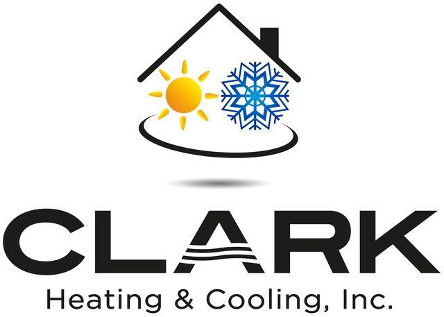 Clark Heating & Cooling, Inc. Logo