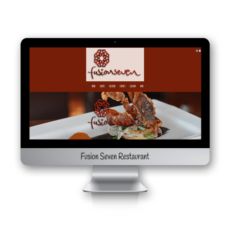 Edgezone Media's Client: Fusion 7 Restaurant Port Macquarie