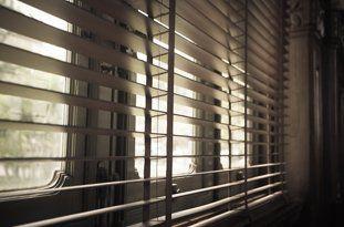 light blocking blinds
