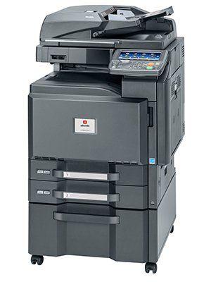 una fotocopiatrice